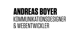 Andreas Boyer Corporate Design Digital Design